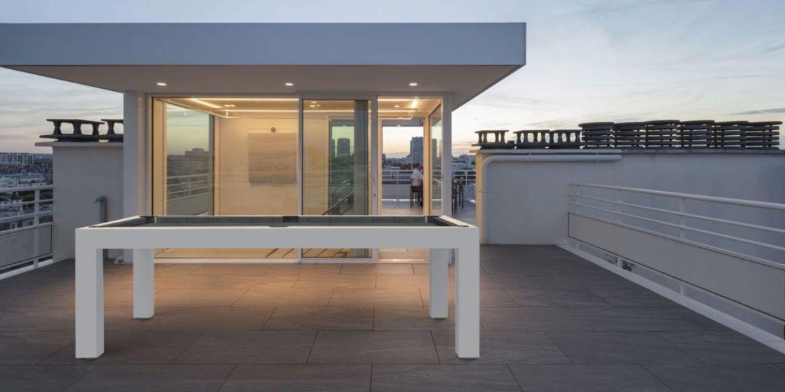 Pearl Kerrock - Billard Design - Billards Toulet