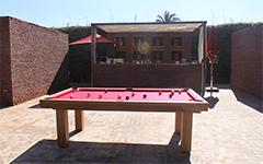 billards - billard outdoor